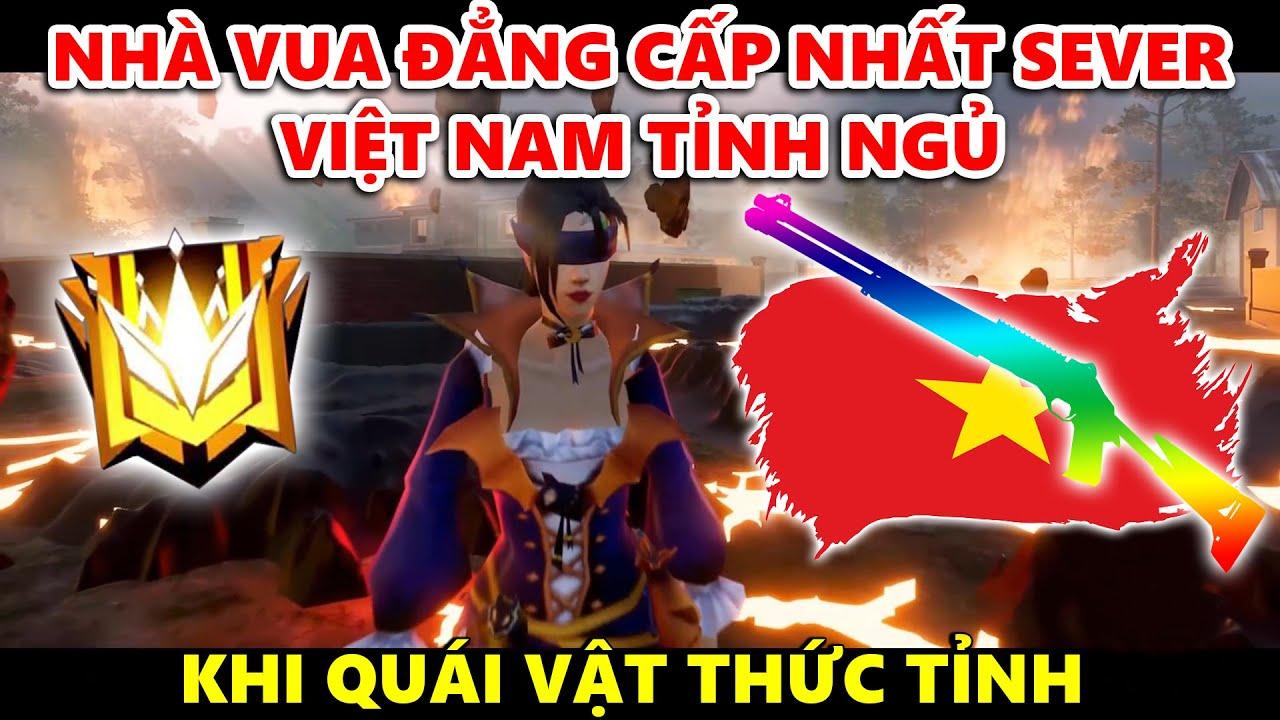 Nhà Vua Đẳng Cấp Nhất Free Fire Việt Nam Tỉnh Ngủ - Khi Quái Vật Thức Tỉnh