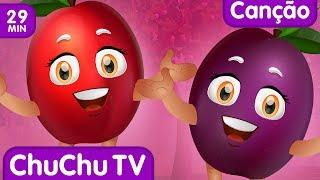 AMEIXA | Canções Infantis em Português | ChuChu TV