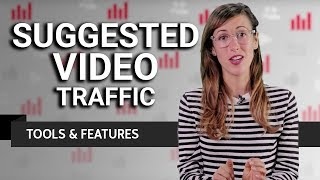 Suggested Video Traffic Breakdown and Tips in YouTube Analytics