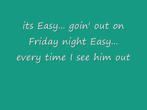 Easy by Rascal Flatts w/lyrics