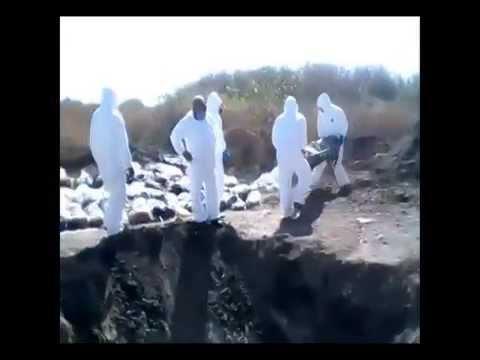 Confirma fiscal de #Morelos que más de 100 cuerpos fueron enterrados en #Tetelcingo