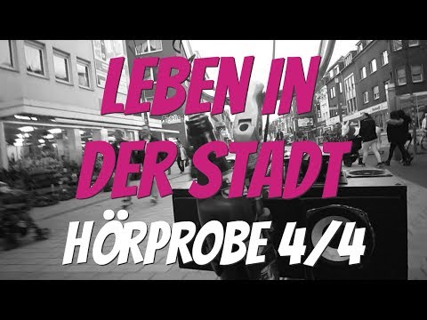 Pupa Sock - Leben In Der Stadt (Album-Hörprobe)