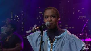 Ms. Lauryn Hill on Austin City Limits