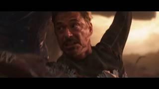 Железный человек и Доктор Стрэндж против Таноса | Мстители: Война бесконечности
