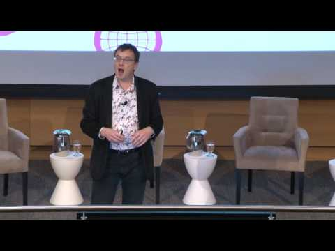 2016 MIT Water Summit - Christopher Gasson -  Keynote