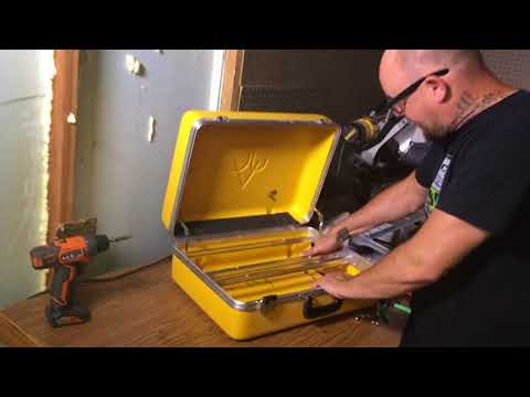 How to build your own DIY Eurorack Modular Synthesizer case - Synthrotek rails & brackets Mp3