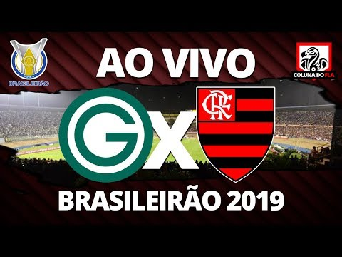 Goias X Flamengo Ao Vivo 29ª Rodada Brasileirao 2019 Narracao Rubro Negra Youtube