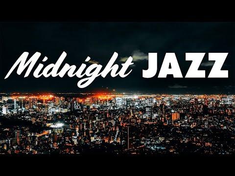 Winter Midnight - Smooth Piano & Sax JAZZ - Romantic Music