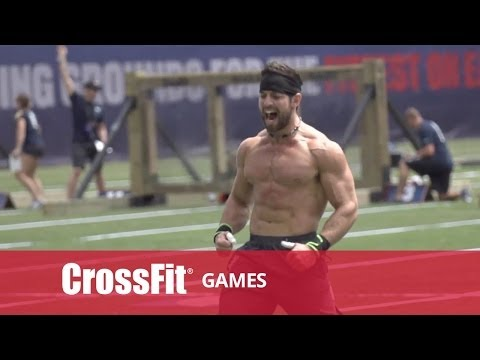 CrossFit  The Fittest Man on Earth: Rich Froning