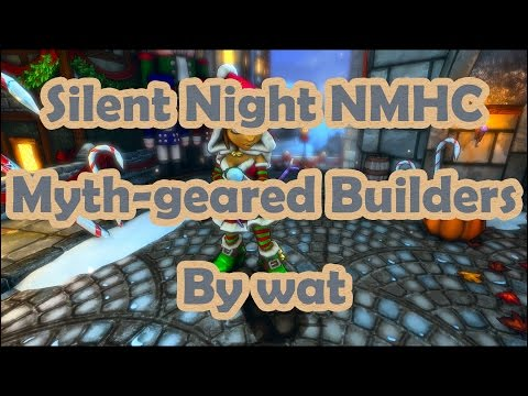 Dungeon Defenders - Silent Night NMHC (Mythical Geared Builders)