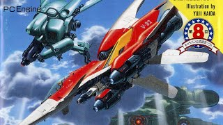 Classic Game Room - SOLDIER BLADE review for PC-Engine