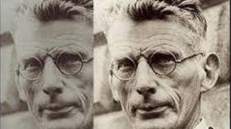 Samuel Beckett  - Ein Portrait 1/2