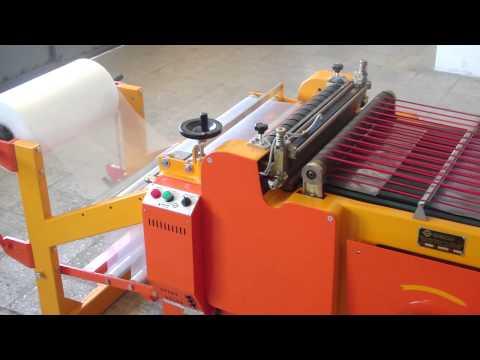 видео: BM85P Универсална механична  машина за пликове   mekanik makina