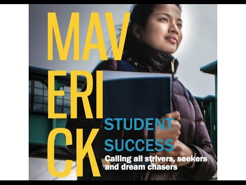 Driven, obsessed, unstoppable, hungry for a great education and determined to have a rewarding career — these qualities describe the students of Mercy College in a new branding initiative unveiled this month.