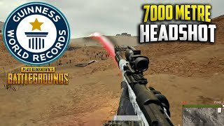 TOP 10 Pubg Guiness World Records