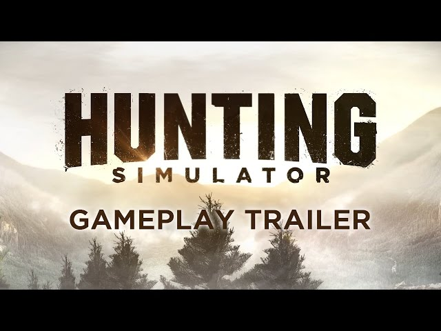 Hunting Simulator Video 2