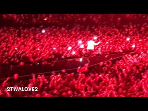 The Weeknd - The Hills Live Starboy Tour Paris Accor Hotels Arena