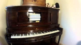 Player Piano - Aladdin: Friend Like Me - A Whole New World - Prince Ali