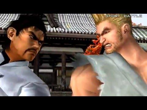 Tekken: Dark Resurrection (PSP) walkthrough - Law