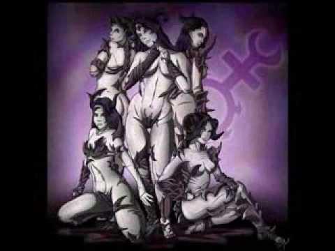 girls of the warhammer 40k  world