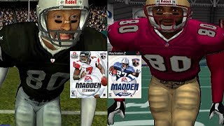 TWO MORE RINGS FOR THE GOAT - JERRY RICE LAST RIDE -MADDEN 2001 & MADDEN 2004