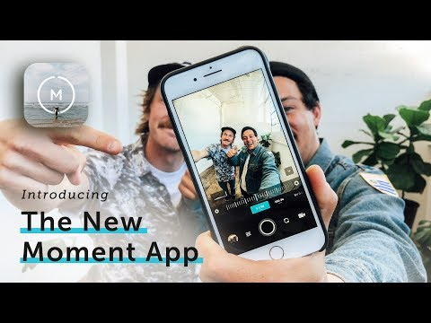 The Best New Camera App For Your IPhone And Android   Moment 3.0