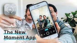 Video The Best New Camera App For Your iPhone and Android | Moment 3.0 download MP3, 3GP, MP4, WEBM, AVI, FLV Oktober 2018