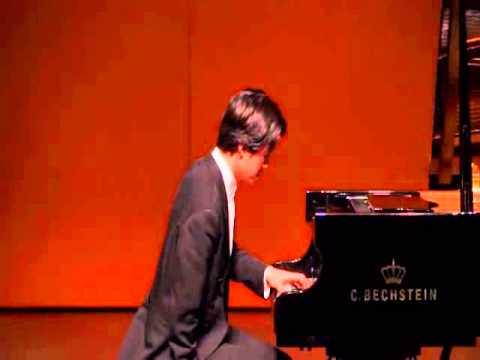 Alexander Scriabin: Prelude and Nocturne for the left hand, Op. 9 - Haiou Zhang