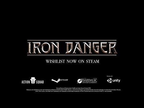 Iron Danger - новый трейлер и приблизительная дата выхода