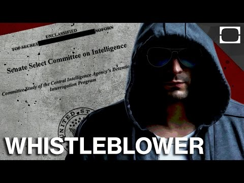 What Really Happens To Whistleblowers?