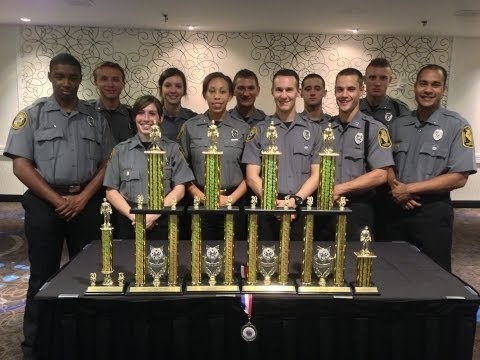 2013 Illinois Law Enforcement Exploring Conference Competition