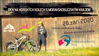 Den na horských kolech s Moravskoslezským krajem - pozvánka
