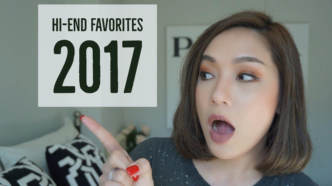 DAILYCHERIE : HI-END Favorites 2017