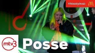 Alma - Dye my hair | POSSE3 | MTV3