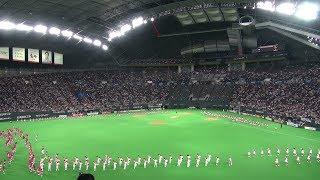 2017年10月3日、札幌ドームでの北海道日本ハムファイターズ公式戦にて、...
