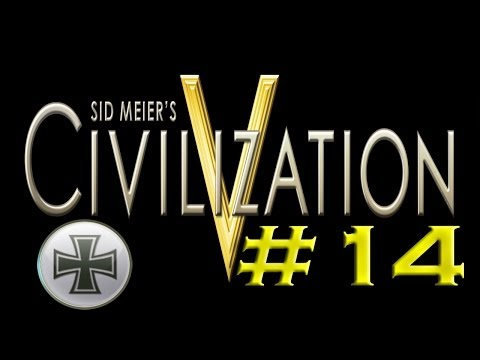 Civilization 5 Multiplayer - Island Nations - with MadCroc & Friends ep.14