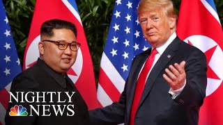 North Korea Summit: What Comes Next? | NBC Nightly News