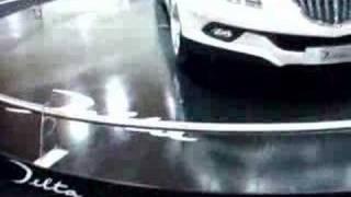 Lancia Delta 2008 Salão Internacional Automóvel