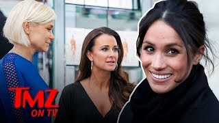 Meghan Markle Joining Real Housewives?! | TMZ TV