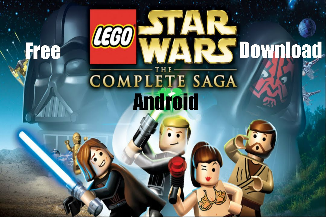 Lego Star Wars: The complete saga Android Free Download - YouTube
