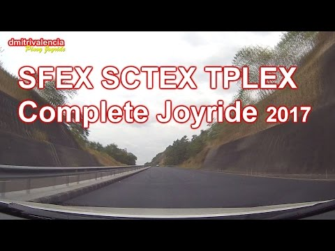 Pinoy Joyride - SFEX - SCTEX - TPLEX Joyride 2017 (Subic to Manaoag)
