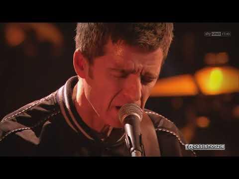 [HD] Noel Gallagher on X Factor Italy [pro-shot] 30 Nov 2017 | Milan