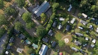 Dronefilm Camping de Berken
