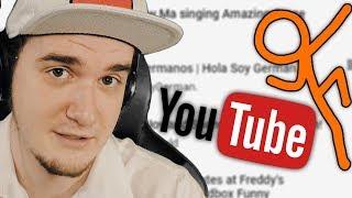 Animation vs. YouTube - Анимация против ЮТУБА (original) | РЕАКЦИЯ
