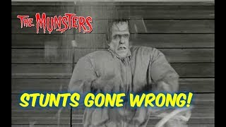 """The Munsters--On-Set """"Stunts"""" GONE WRONG That You PROBABLY Did NOT Know About!"""