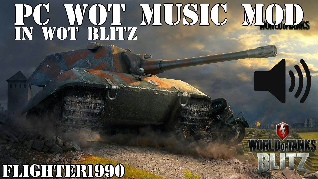 music player mod for wot
