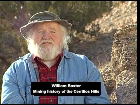 Mining History of the Cerrillos Hills