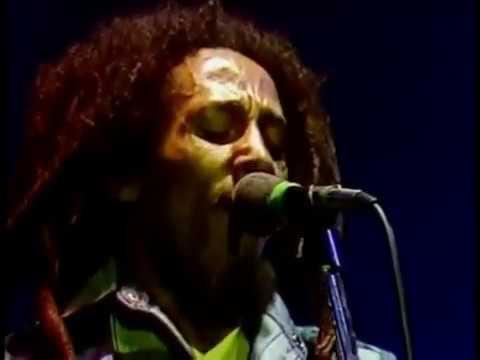 Bob Marley Live 80 HD Natural Mystic-Positive Vibration