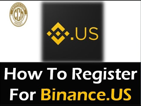 How To Register For Binance US