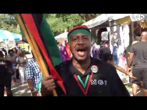 Knowledge of the Red Black & Green African flag!!!